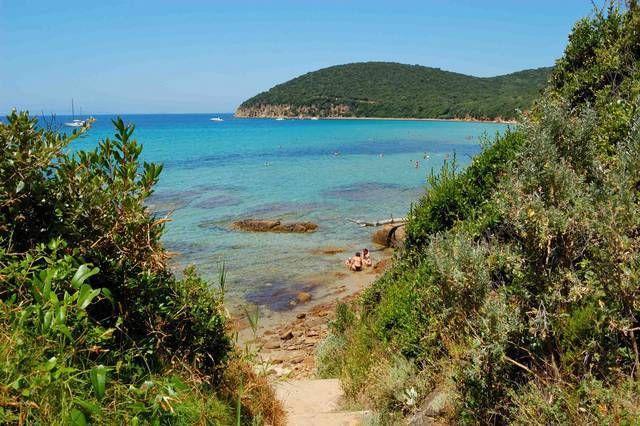 Spiagge più belle della Toscana: Cala Violina, Grosseto