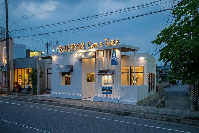 カフェ&テーブル。店舗デザイン;名古屋 スーパーボギー http://www.bogey.co.jp