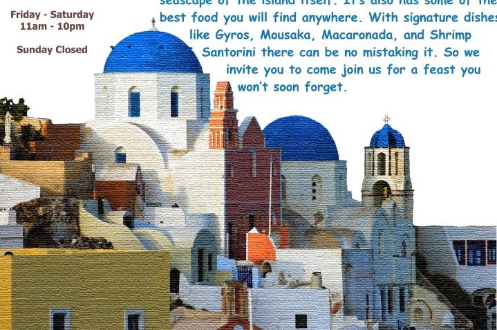 Deland Fl Greek Restaurants