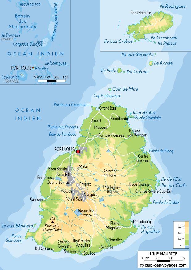 Idee Par Kathleen Koen 7 Sur Maps En 2020 Ile Maurice Maurice