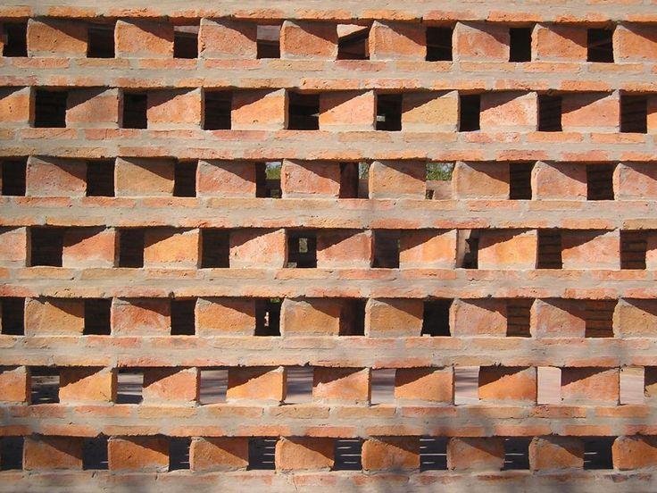 Las 25 mejores ideas sobre paredes de ladrillo rojo en for Imagenes de garajes rusticos