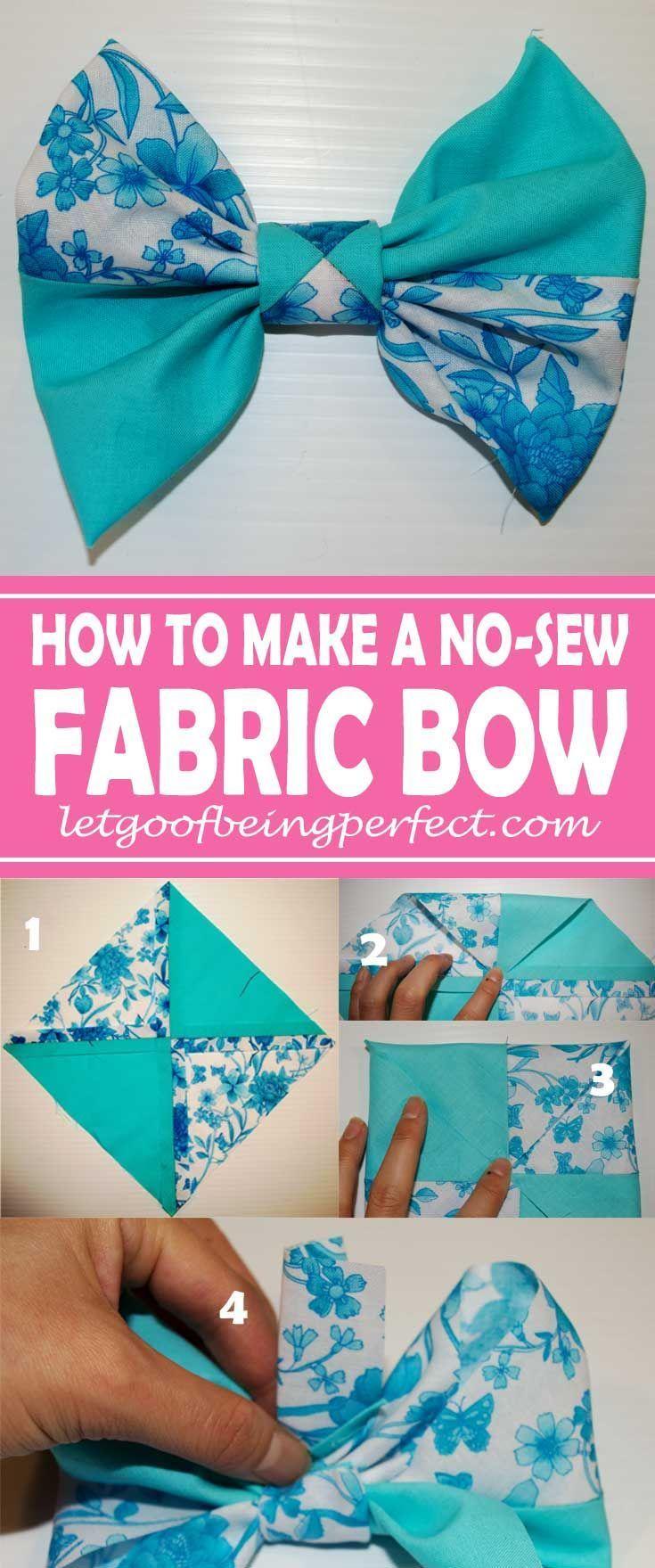 Making Fabric Bows Bows Bows Bows Everywhere