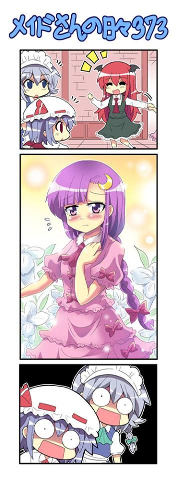 Patchouli knowledge chibi eyes