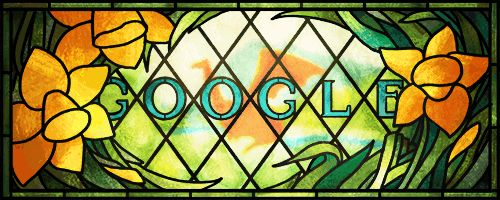 Google honours Welsh patron saint with St. David Day's homepage Doodle