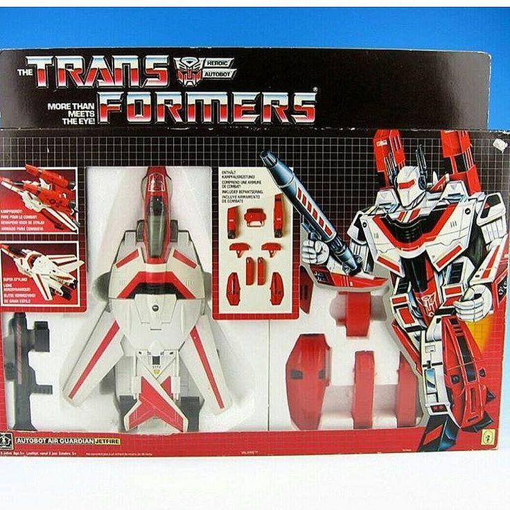 The Grail of #transformers Jetfire!