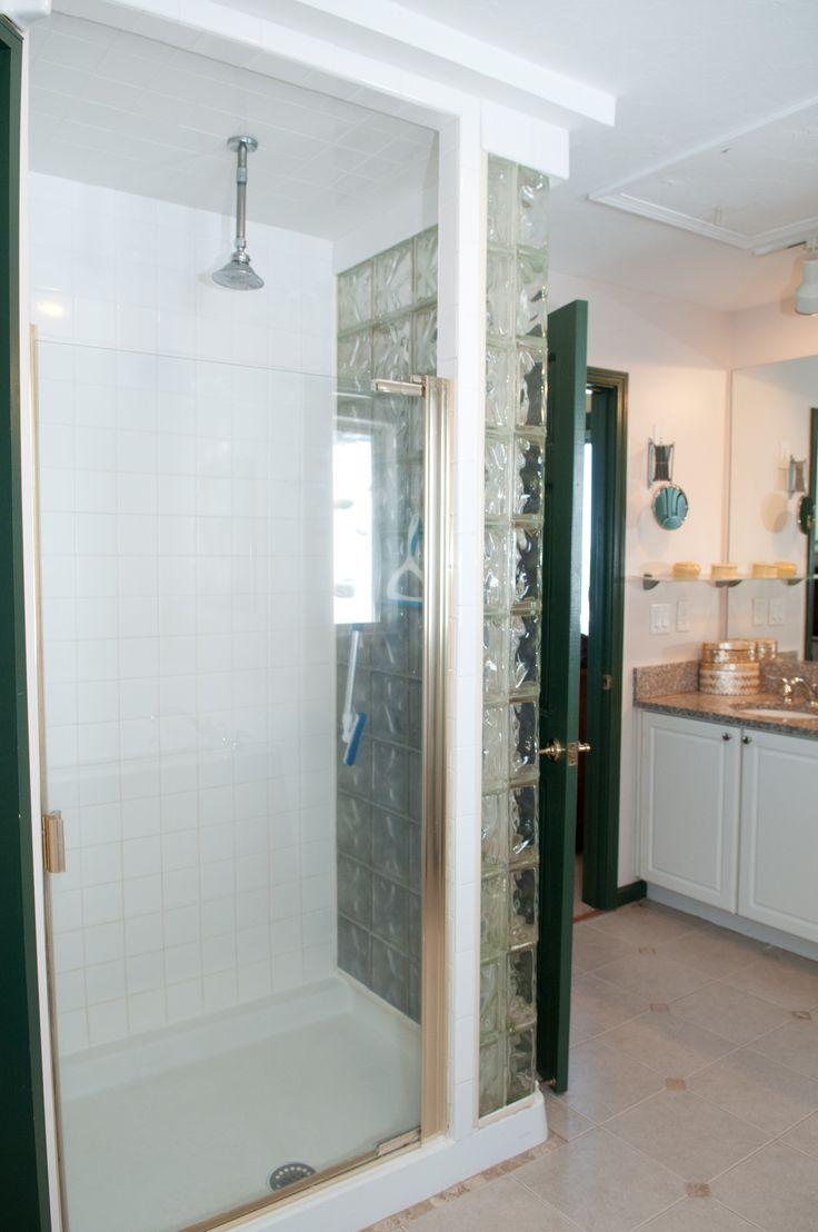 Shower in Master bath. 206 Coach Rd, Bridgewater, NH www.newenglandmoves.com/Dean.Eastman