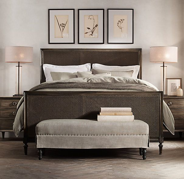 Maison Caned Bed   Restoration Hardware | Home Decor That I Love |  Pinterest | Restoration Hardware, Restoration And Hardware