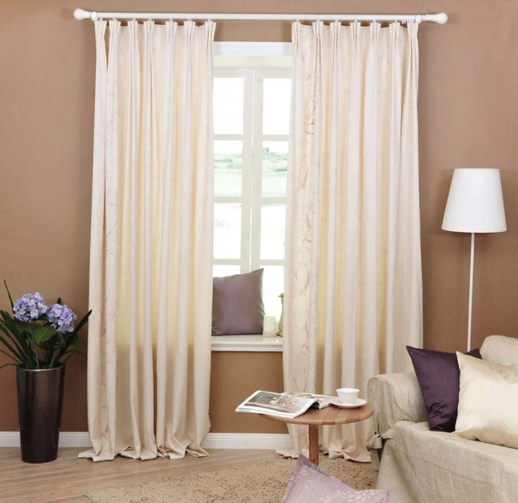 Decoration Ideas Amazing White Curtain With Small Around Wonderful Inspirations For