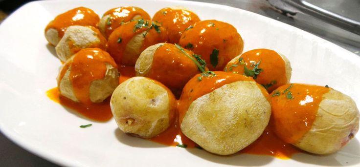 Las papas arrugadas, elegidas como una de las 7 Maravillas Gastronómicas de España