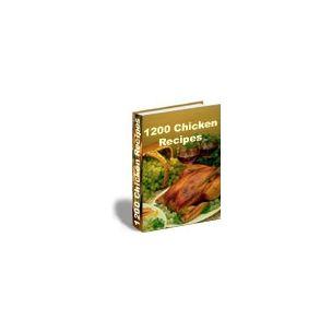 1200 Chicken Recipes