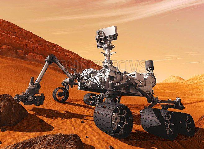 Curiosity приступает к следующему этапу миссии  Марсоход Curiosity, используя сверлильное оборудование, недавно собрал очередные образцы горных пород. Работала самоходная платформа на одном из живописнейших участков Красной планеты, из когда-либо обследованных ею за время своей миссии  #Curiosity #марсоход #Марс #Красная_планета #НАСА #космос #гора_Шарп #исследования  http://ancientcivs.ru/curiosity
