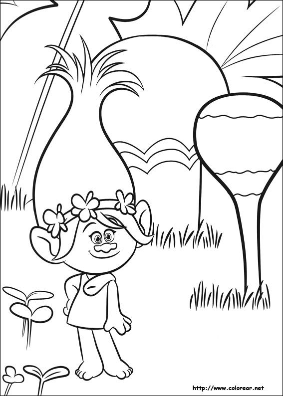 Dibujos Para Pintar Trolls Dibujos Dibujosparapintar Pintar Trolls Coloring Books Cartoon Coloring Pages Coloring Pages