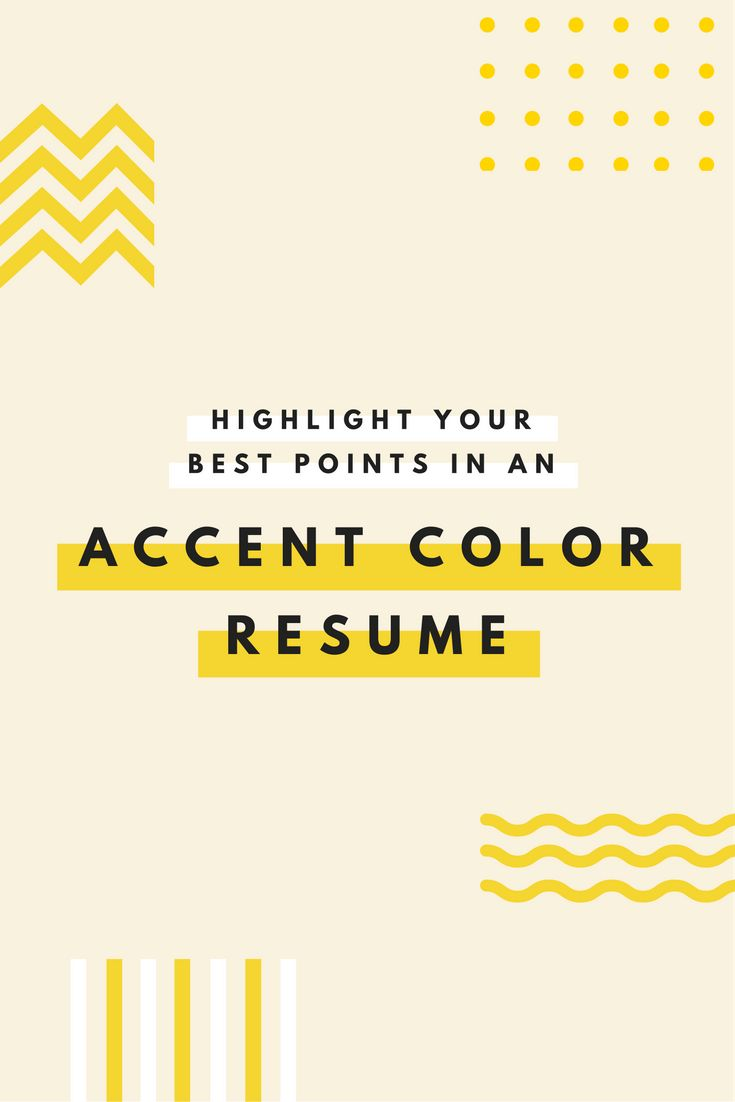17 best ideas about resume maker resume emphasize career highlights on your resume by using color strategically templates