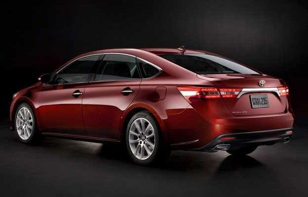 2018 Toyota Avalon Redesign And Release Date thompsonstoyota.com