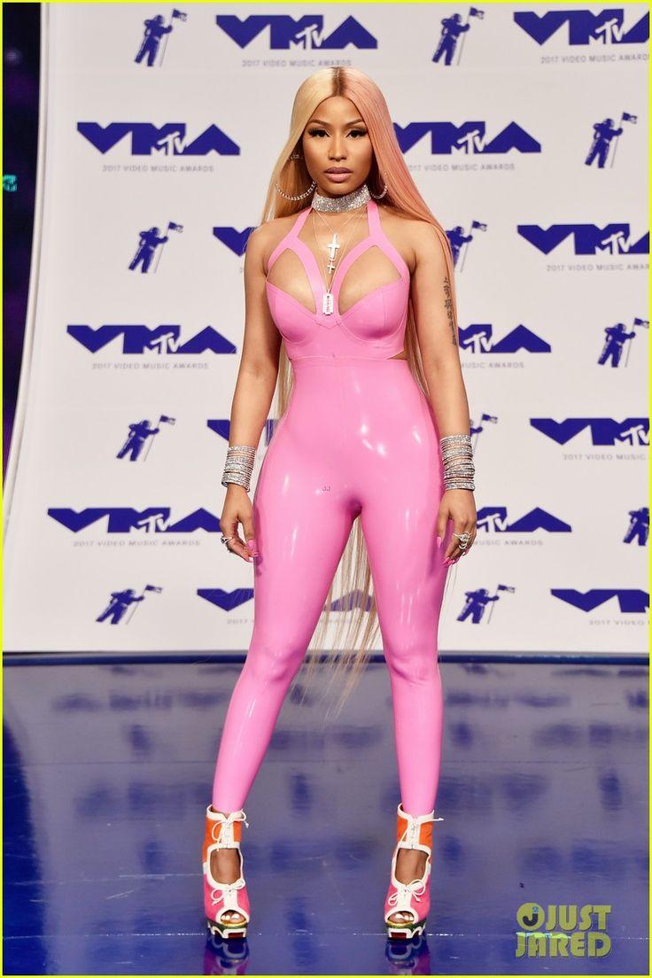 Nicki Minaj at the MTV VMAs 2017