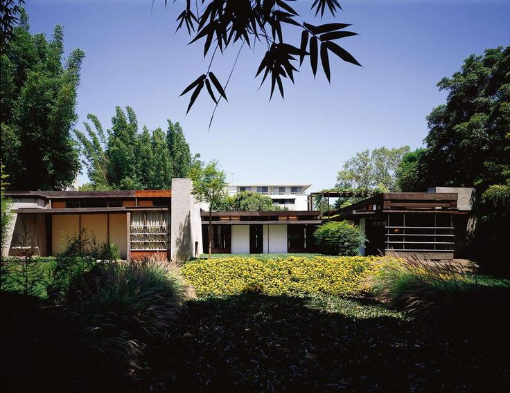 17 Best Images About Schindler House By R M Schindler On