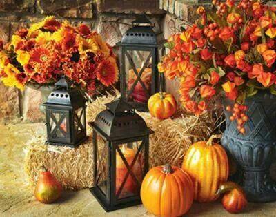 Beautiful Fall Scene Fall Scenes Pinterest