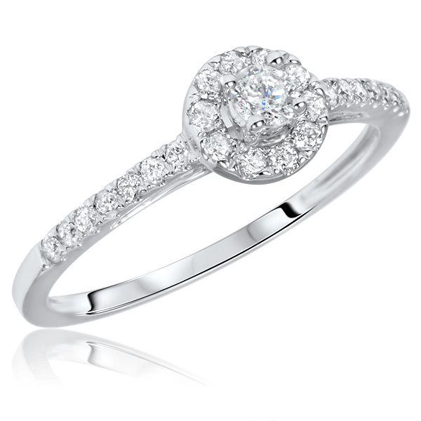 Gorgeous Engagement Rings Under $500 (no, that's not a typo!)