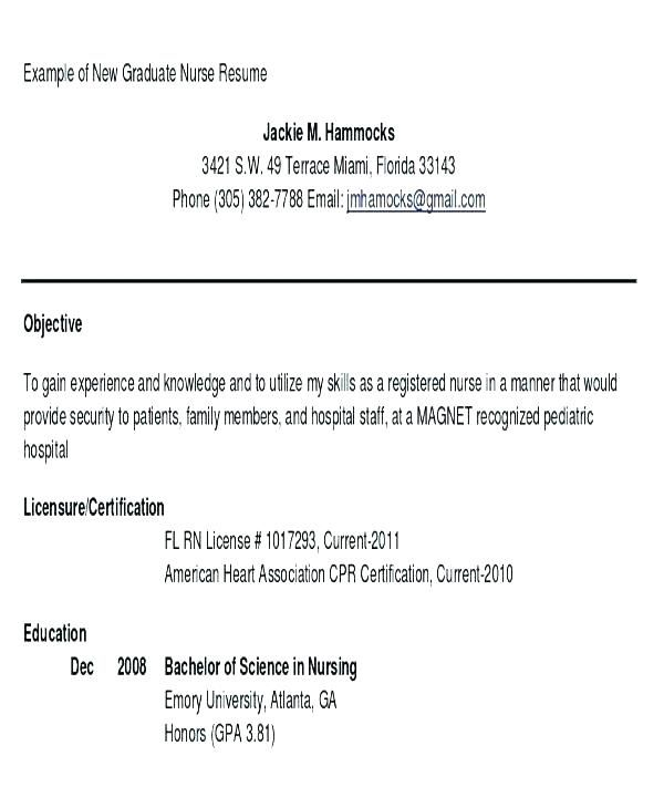 Ob Nurse Resume Sample Registered Objective Career Samples Nursing Objectives For Freshers