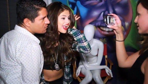 Selena Gomez birthday party