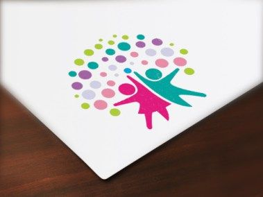 logo homeopathy, kid's health, doctor, logo with kids, homeopathy, tree in logo