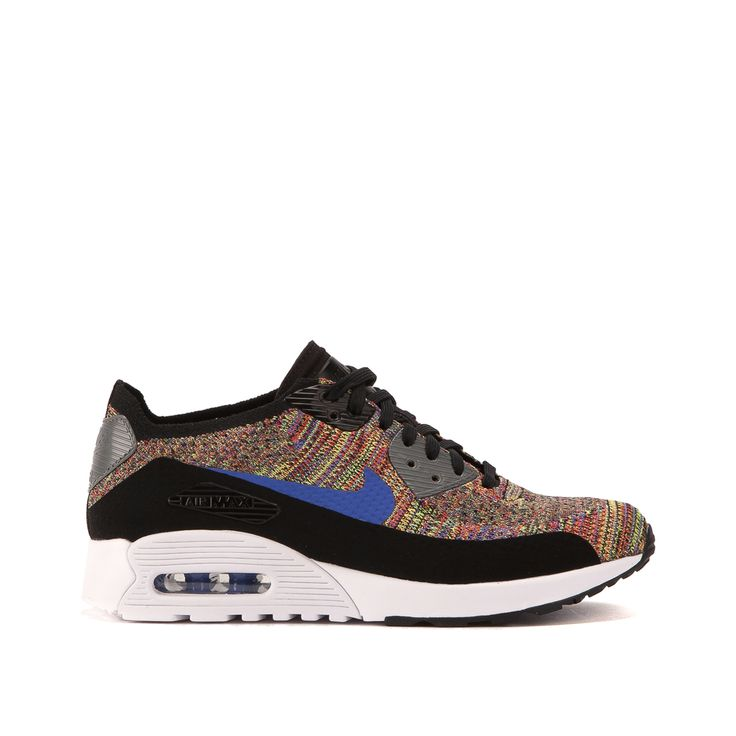 more photos df37d f80fe ... sweden nike wmns air max 90 ultra 2.0 flyknit multi schwarz lpu e6e0c  d3f36