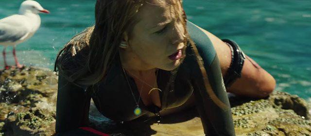 It's Blake Lively v Shark in 'The Shallows' Trailer