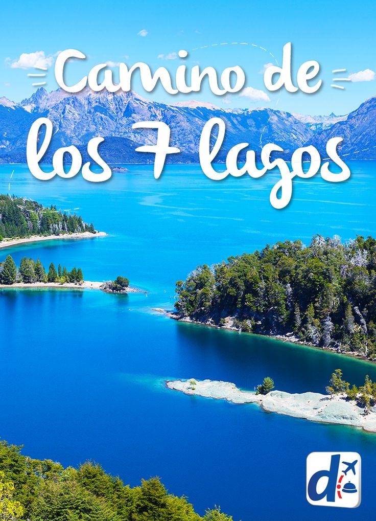 Siguiente este camino podrás conocer algunos de los paisajes más hermosos de #Argentina. Aquí te contamos todo lo que tienes que saber sobre este paseo. #Viajes #Trip