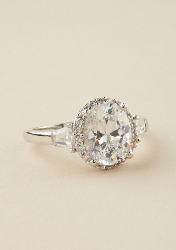 Vintage Engagement Rings | ... : How to Buy An Engagement Ring - Knowing The 5 C's of Diamonds