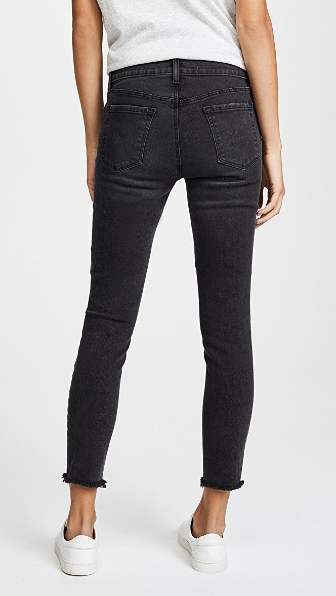 1fde9f9413a Photo Ready Cropped Mid Rise Skinny Jeans in 2018