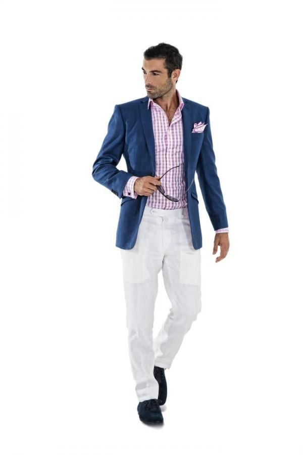 Mens Casualwear For A Wedding Find This Pin And More On Country Club Casual