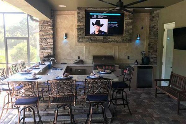 Florida Outdoor Kitchen Outdoor Kitchen Gallery Bbq Guys Outdoor Kitchen Design Outdoor Kitchen Design Layout Outdoor Kitchen
