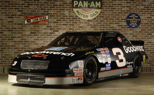 1994 Dale Earnhardt #3 Chevrolet Lumina. http://www.pinterest.com/jr88rules/dale-earnhardt-memorial/