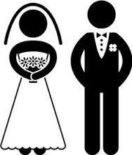 pictograms groom bride - Hledat Googlem