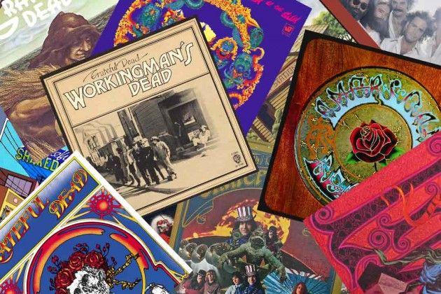 Grateful Dead Albums, Ranked Worst to Best