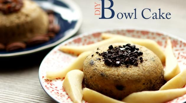 DIY : mes 2 recettes de Bowl Cake