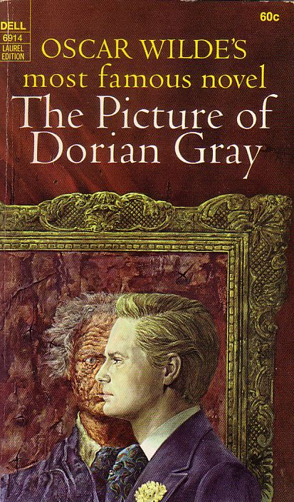 """For there would be a real pleasure in watching it. He would be able to follow his mind into its secret places. This portrait would be to him the most magical of mirrors. As it had revealed to him his own body, so it would reveal to him his own soul."" -The Picture of Dorian Gray, Oscar Wilde"