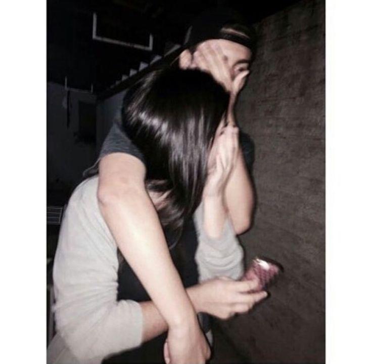 snapchat hitta brud kissing