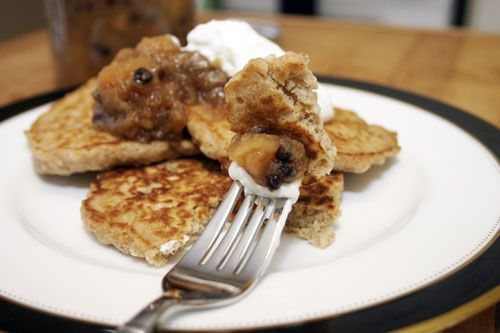 """The socks are off, my loins are girded, and I think it is officially time to wade into the whole """"griddle cake vs pancake"""" debate. Or, rather, to at least dip in a small toe by skipping through the family album and passing over Flapjack, Oatcake, and Dropped Scone on my way to the breakfast…"""