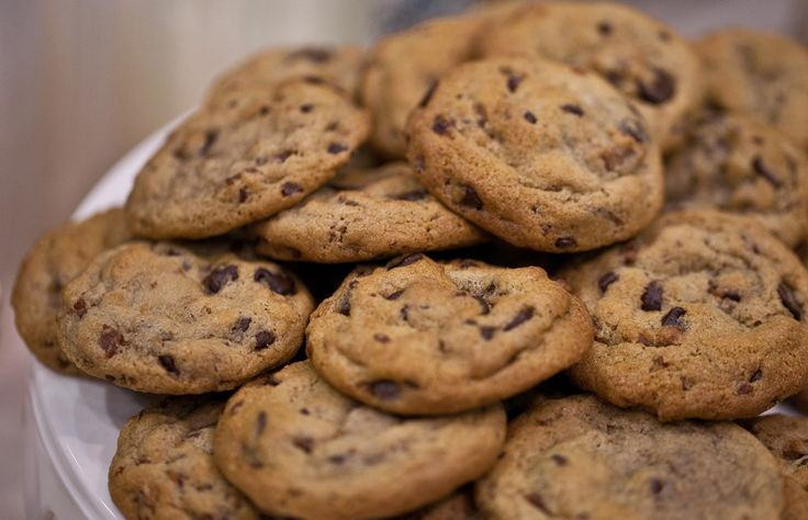 A receita para 20 cookies maravilhosos...