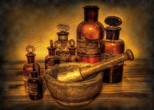 elixers: Mixed Pots, Mixed Herbs, Holistic Healing, Herbology Apothecaries Tinctur, Fantasy Potions, Alchemy, Photo, The Crafts, Witch Crafts