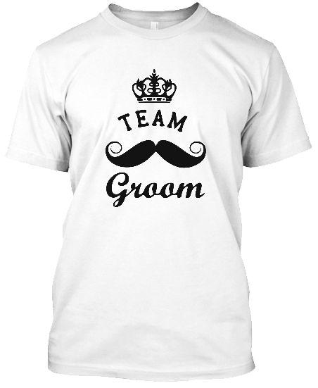 Team Groom T-Shirt - Şu An Sadece 24,90 TL! Online Siparişe Özel Tasarımlar, Mağazalarda Yok! - Kapıda Ödeme - Süper Baskı ve Penye Kalitesi