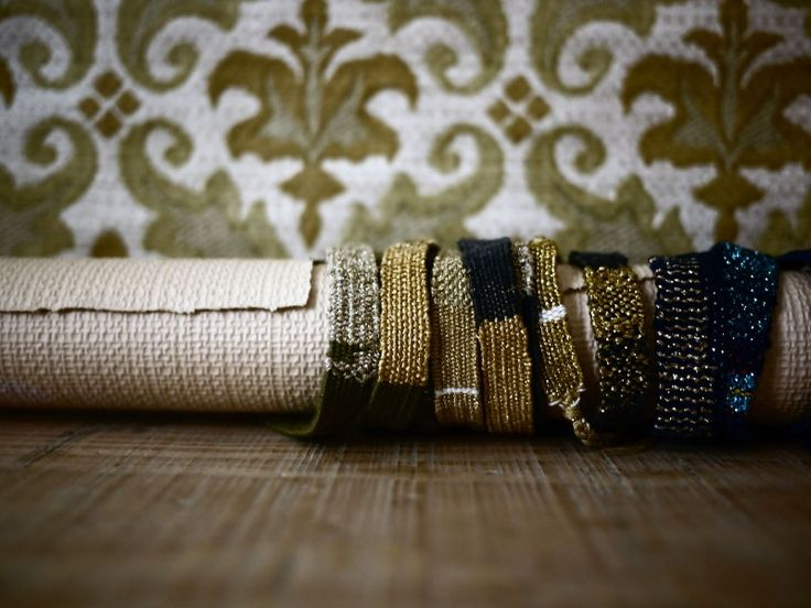 tissages & photos ©MYRIAM BALAŸ DEVIDAL des LOOM pour CHANCE