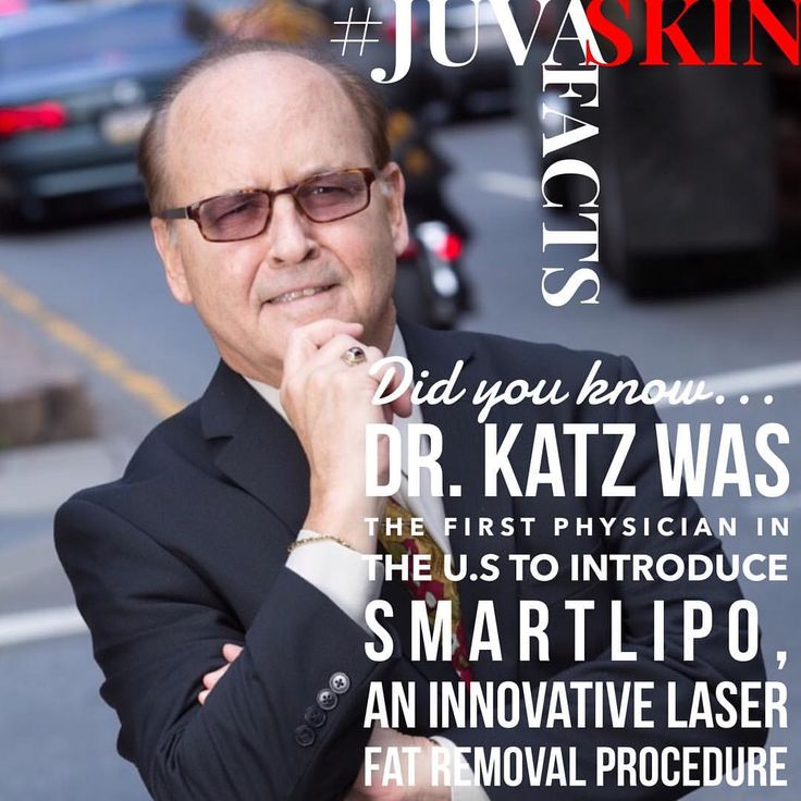 Did you know, Dr. Katz was the first physician in the U.S to introduce SmartLipo, an innovative laser fat removal procedure. To learn more about #SmartLipo visit our website www.JuvaSkin.com or call us at (844) 221-6100  #fat #reduction #nyc #dermatology #skin #body #contouring #summer #specials