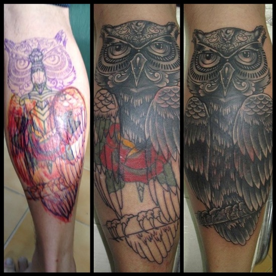 34 Best Cover Up Tattoos Images On Pinterest