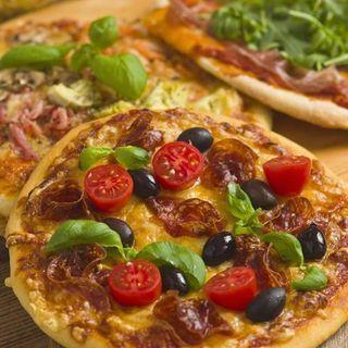Salamipizza - Hemmets Journal
