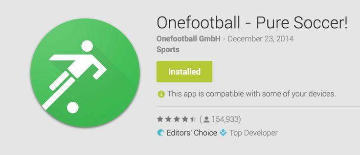 Onefootball Scalable UI