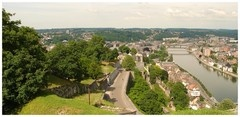 Citalel of Namur (Belgium)