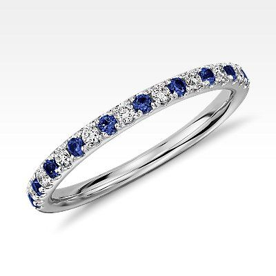 Sapphire Rings - Eternity, Wedding & Engagement Rings | Blue Nile