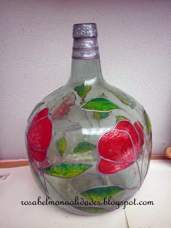 17 mejores ideas sobre proyectos de tapas de botellas en - Manualidades espejos decorados ...